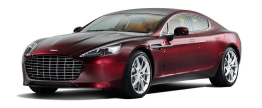 Aston Martin Rapide Pictures