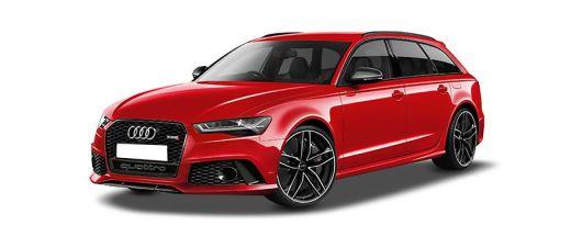 Audi RS6 Avant Pictures