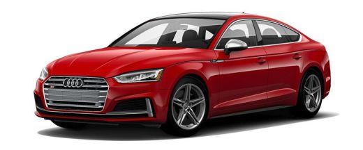 Audi S5 Pictures