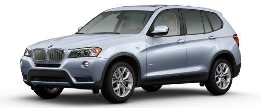 BMW X3 2011-2013 xDrive30d