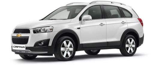 Chevrolet Captiva Price In India Review Pics Specs
