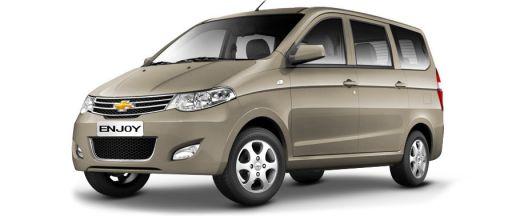 Chevrolet Enjoy 2013-2015 Petrol LS 8 Seater