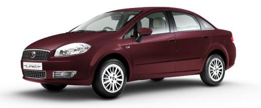 Fiat Linea Classic Plus With Alloy 1.3 Multijet