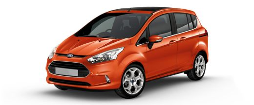 Ford B Max Pictures