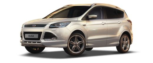 Ford Kuga Pictures