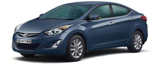 Hyundai Elantra 2015-2016 Pictures