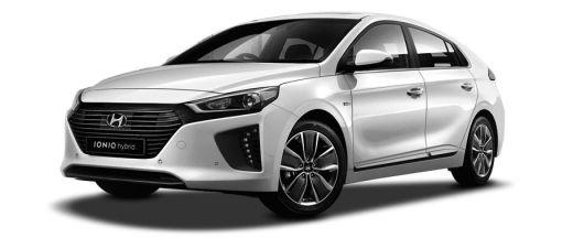 Hyundai Ioniq Pictures