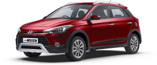 Hyundai i20 Active 1.4 SX with AVN