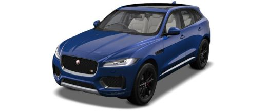 Jaguar F-Pace First Edition 3.0 AWD