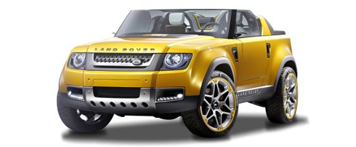 Land Rover DC100 Pictures