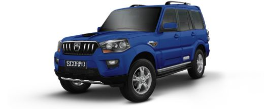 Mahindra Scorpio S10 AT 4WD