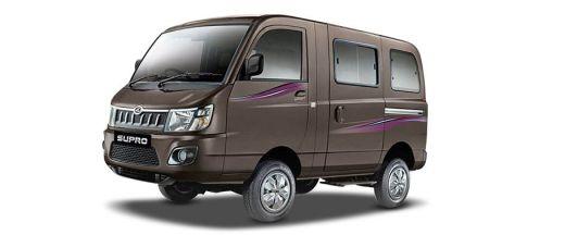 Mahindra Supro LX 8 Str BSIII