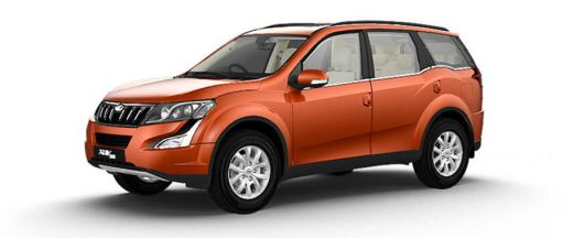 Mahindra XUV500 Pictures
