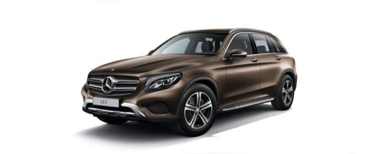 Mercedes-Benz GLC Pictures