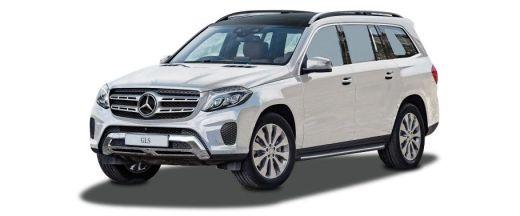 Mercedes-Benz GLS Pictures