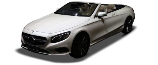 Mercedes-Benz S-Class Cabriolet Pictures