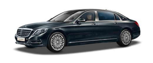 Mercedes benz s class maybach s600 guard price review for Mercedes benz s600 price