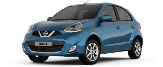 Nissan Micra AT