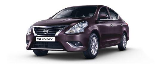 Nissan Sunny 2014-2016 XL