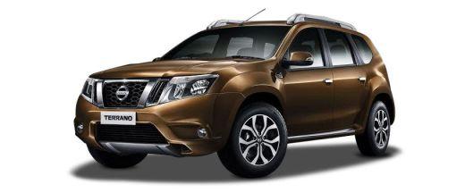 Nissan Terrano XV D Premium AMT