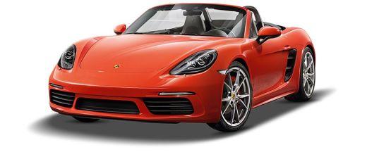 Porsche 718 Pictures