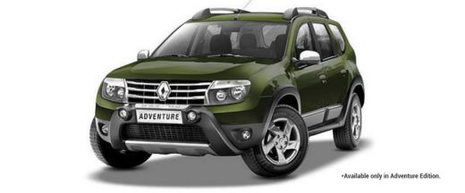 Renault Duster 2012-2015 Adventure Edition
