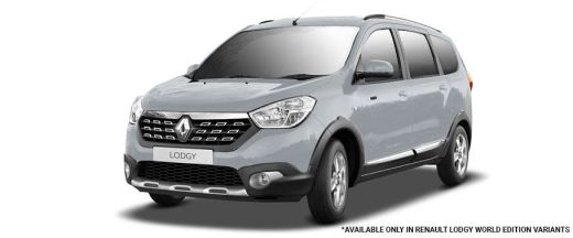 Renault Lodgy World Edition 110PS