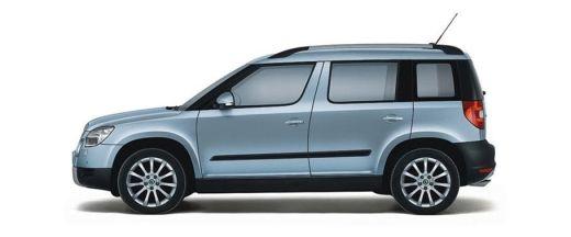 Skoda Yeti 2009-2013 Ambition 4WD