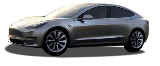 Tesla Model 3 Pictures