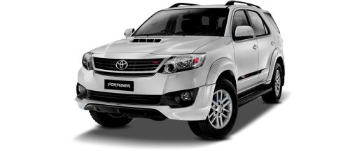 Toyota Fortuner 2.5 4x2 MT TRD Sportivo