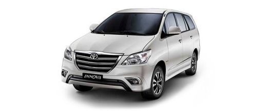 Toyota Innova 2.5 Z Diesel 7 Seater BS IV