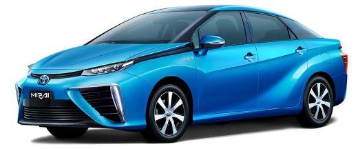 Toyota Mirai Pictures