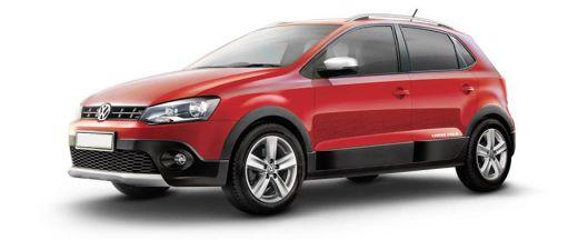 Volkswagen CrossPolo 1.2 MPI