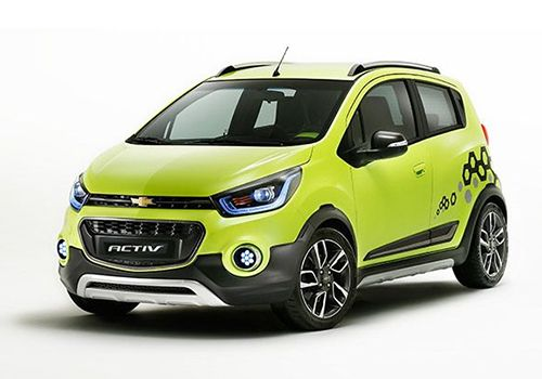 Chevrolet Beat Activ Pictures See Interior Amp Exterior