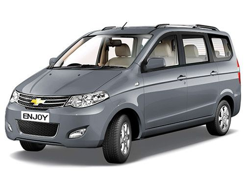 Chevrolet Enjoy Price Check January Offers Images