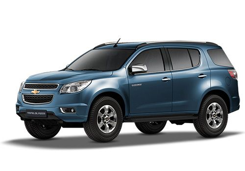 Chevrolet Trailblazer Price In India Review Pics Specs