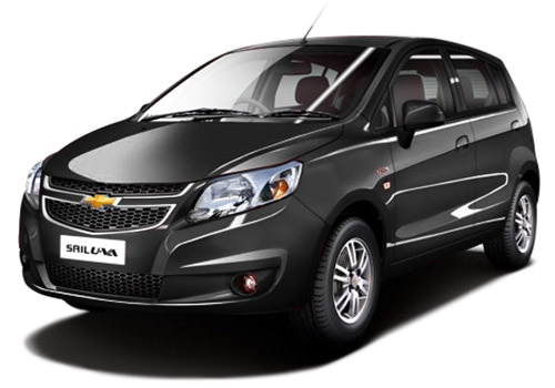 Car With Sail : Chevrolet sail hatchback  pictures see interior