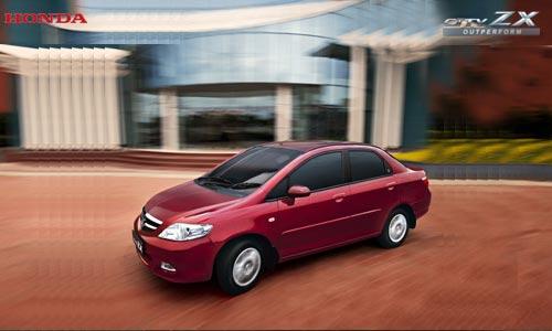 Honda City Insurance