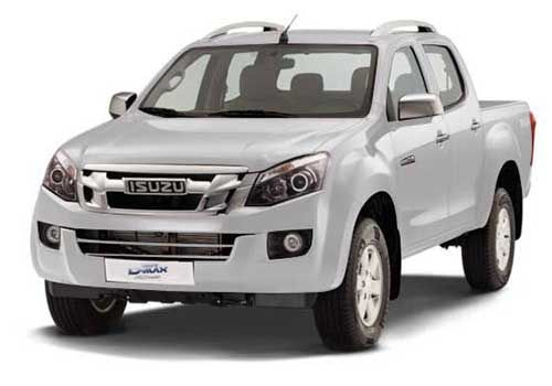 isuzu d max v cross price in india review pics specs. Black Bedroom Furniture Sets. Home Design Ideas