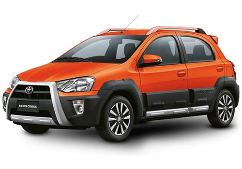 Toyota Etios Cross Price In India Review Pics Specs