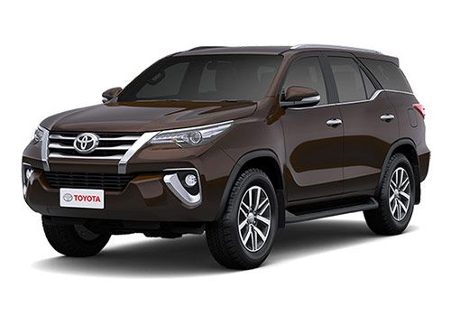 Toyota Fortuner Car Price In Bangalore