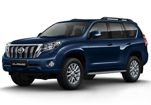 Toyota Land Cruiser Prado Price In India Review Pics