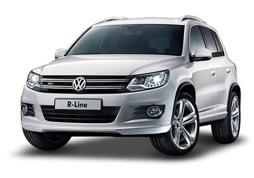 Volkswagen Tiguan Price, Launch Date in India, Review ...