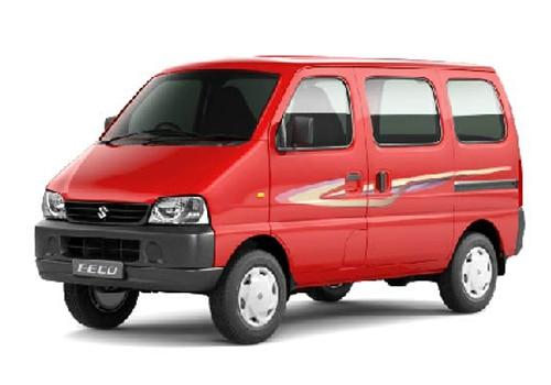 Maruti Suzuki Eeco Price List
