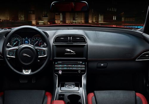 jaguar xe spied testing to be launched at auto expo. Black Bedroom Furniture Sets. Home Design Ideas