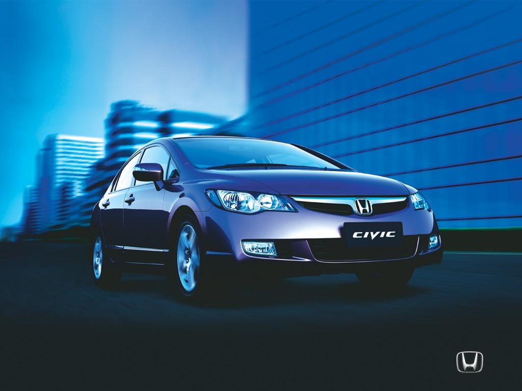 Honda Civic wallpapers in India